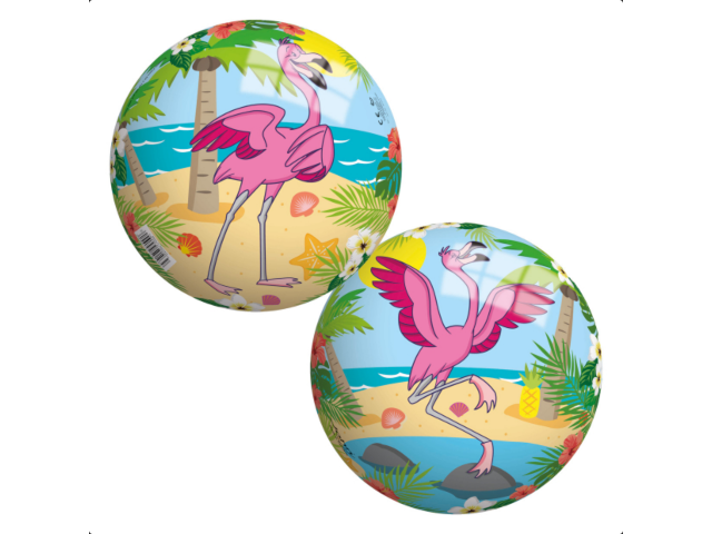 Ball Flamingo, 23 cm