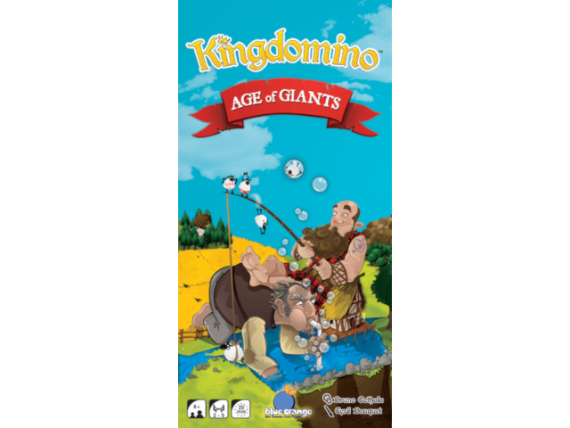 Kingdomino Erweiterung Age of Giants