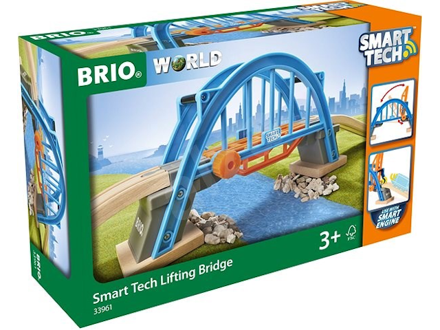 Smart Tech Brücke