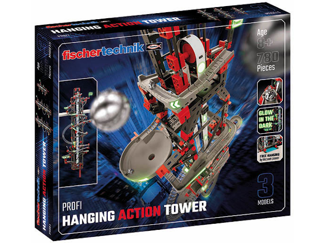 Hanging Action Tower