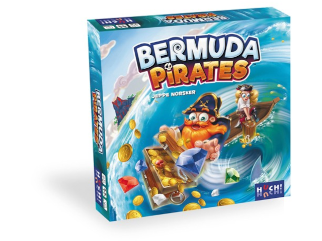 Bermuda Pirates (dfe)