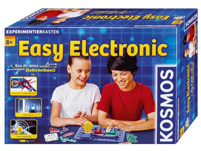 ELEKTRONIK Easy electronic 8+