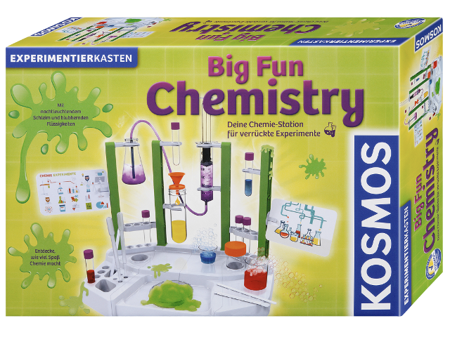 CHEMIE Big Fun Chemistry 8-12