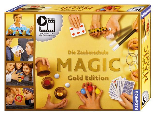 MAGIC Gold Edition D/F/I 8+