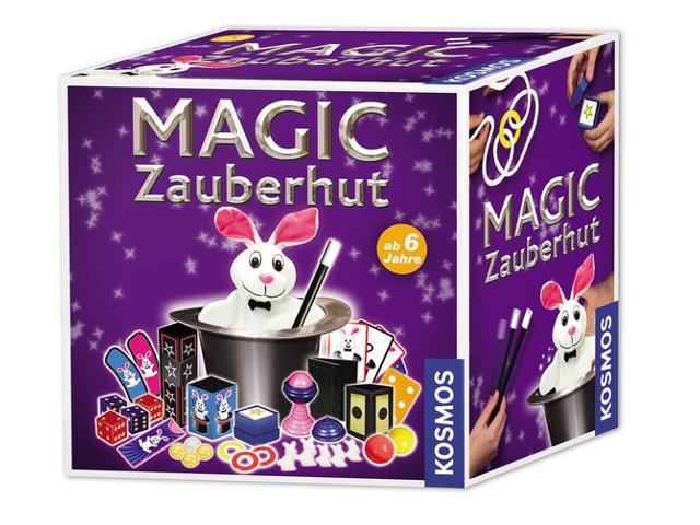 MAGIC Zauberhut D/F/I 6+
