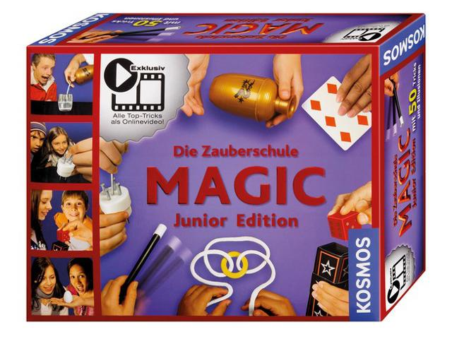 ZAUBERSCHULE Magic Junior Edition 8+