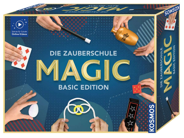 MAGIC Basic Edition 8-12