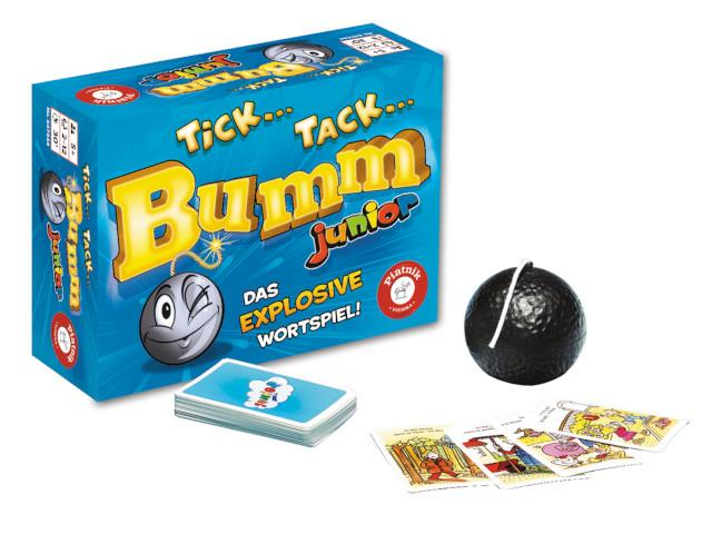 Tick Tack Bumm - Junior (d)