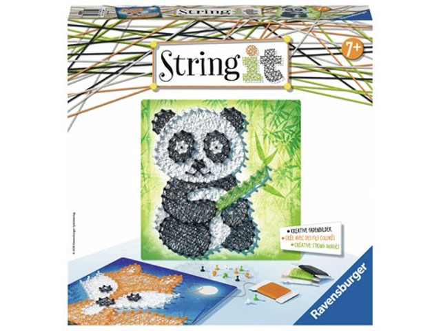 String it Midi: Panda&Fox D/F/I/E/NL/EN
