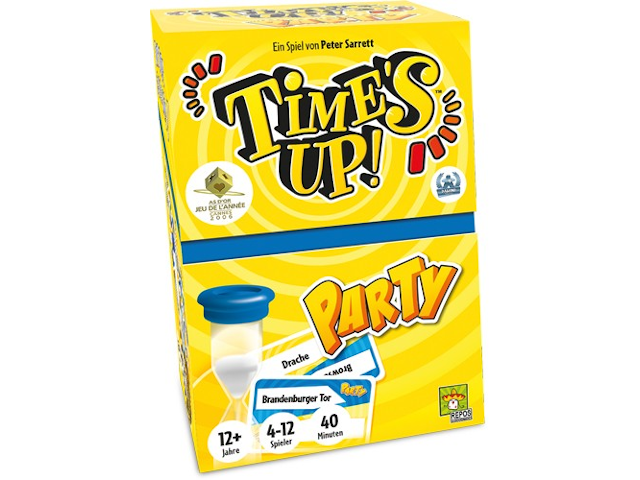 Time`s Up! Party (d)