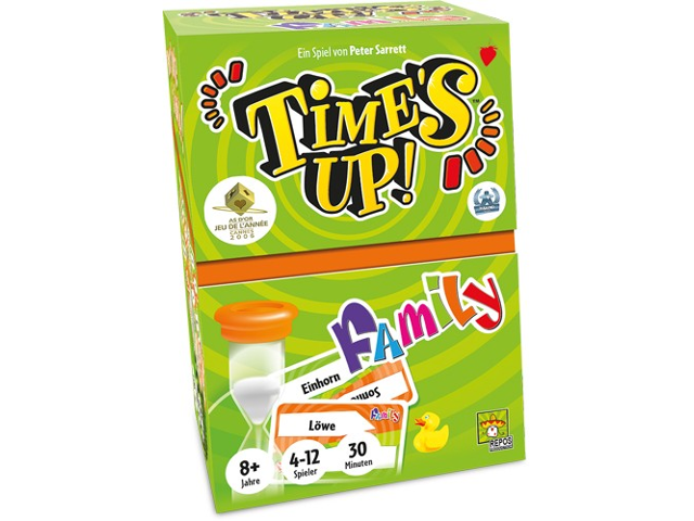 Time`s Up! Family (d)