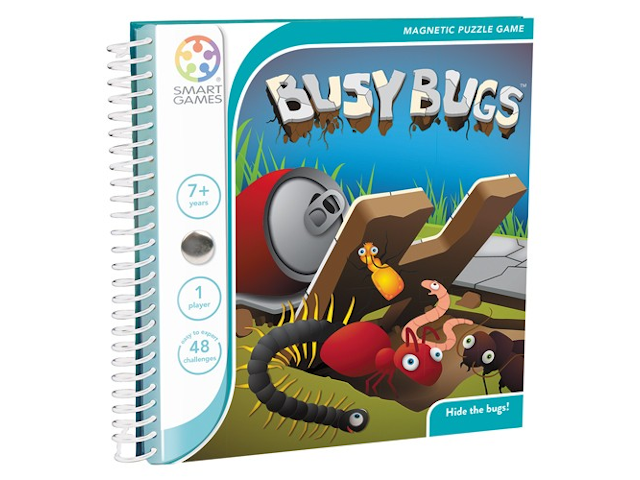 Busy Bugs (mult)