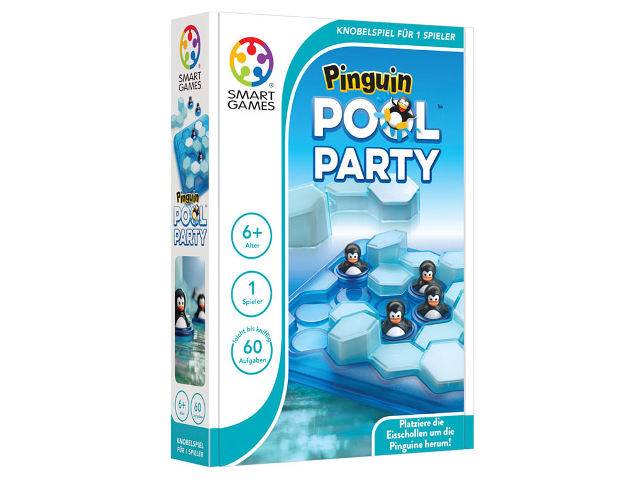 Penguins - Pool Party (mult)