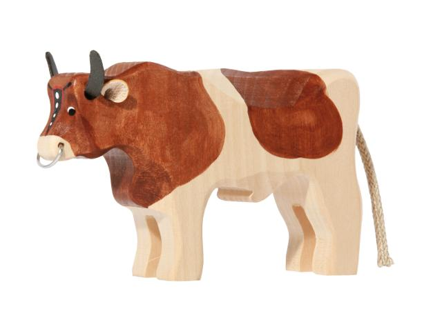 Stier gross Red-Holstein